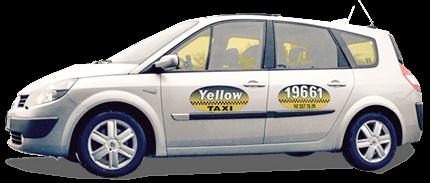 Yellow TAXI Inowrocław